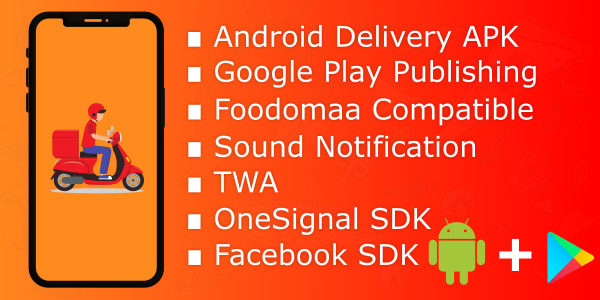 Android delivery apk + publication