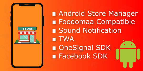 Android app for foodomaa store2